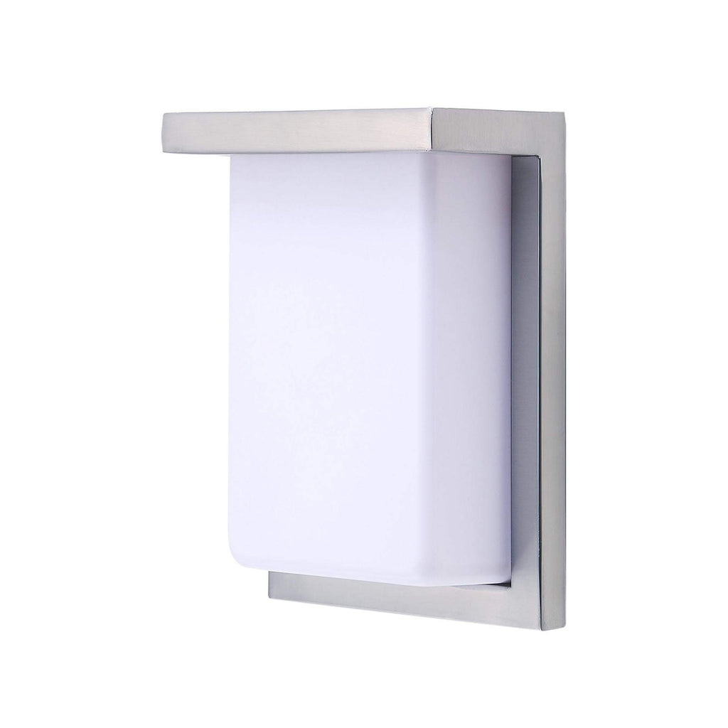"8"" Modern LED Outdoor Wall Sconce"
