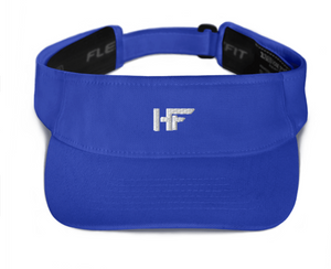 Flexfit Visor Blue