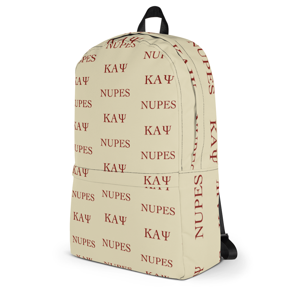 The Nupe Backpack