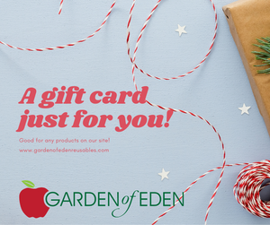 Garden of Eden Gift Card