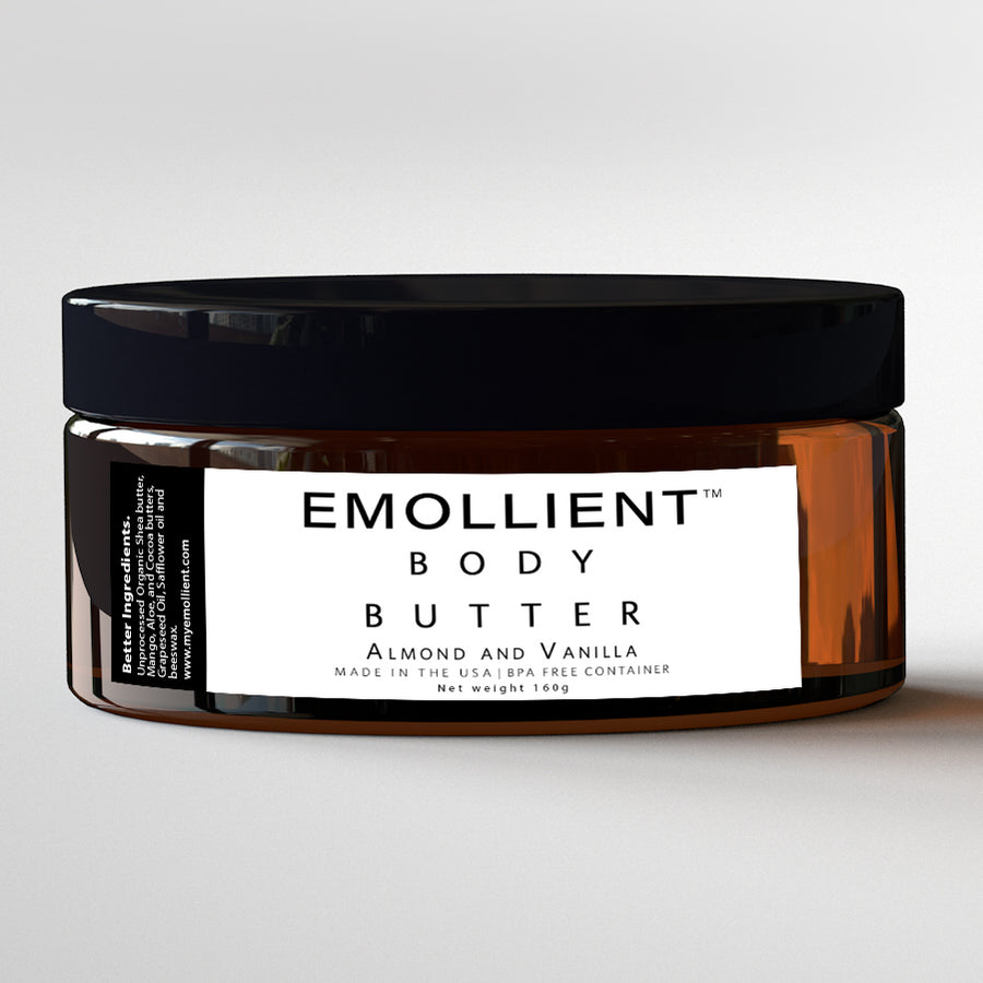 Almond Vanilla Butter Large