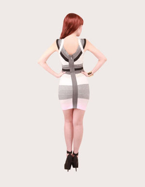 Load image into Gallery viewer, Ilia Ombre Bandage Dress