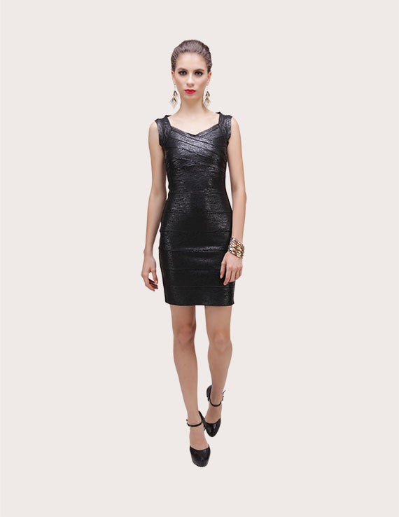 Sarai Signature Bandage Dress