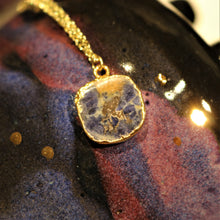 Load image into Gallery viewer, Sodalite Pendant Necklace