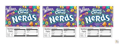 Chewy Nerds 2.5