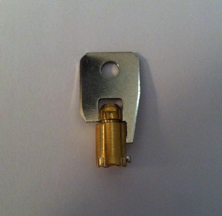Vendstar BACK KEY Replacement