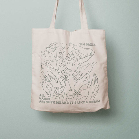 Tim Baker - All Hands Tote