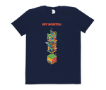 Hey Rosetta! - Stand By Me - Navy Tee