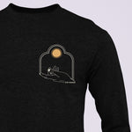 Tim Baker - Sun - Long-sleeve Tee