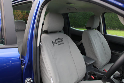 tailormade seat covers that don't shuffle