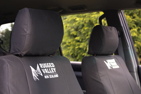 quality canvas seat covers