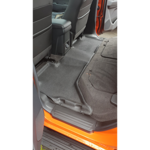 Ford Courier Sandgrabba Floormats