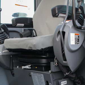 Cat 3D Series Excavator Seat Cover