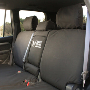 Mazda BT50 Seat Covers Double Cab