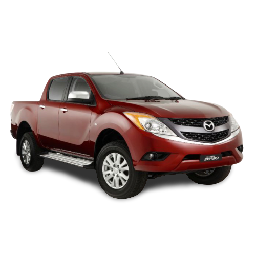 Mazda BT-50 Sungrabba Dashmat
