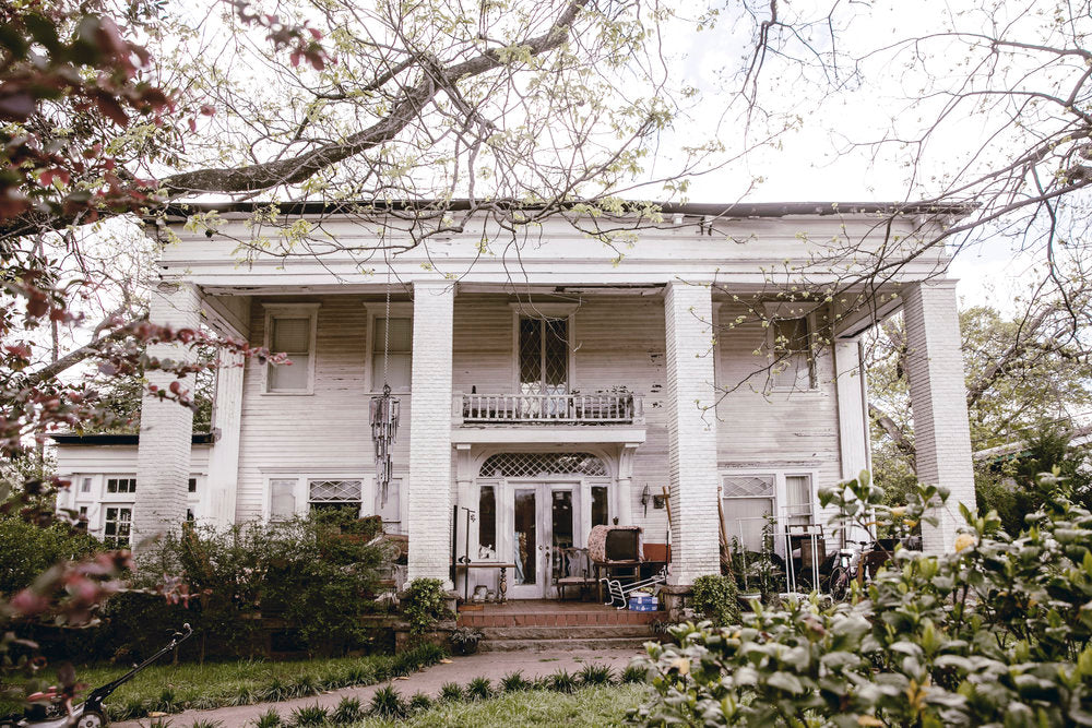 Must-See Historic Southern Homes.