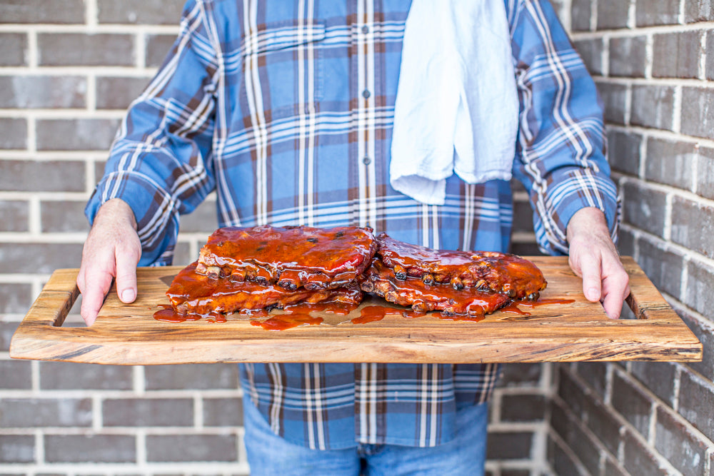 The Perfect Ribs for Summer.