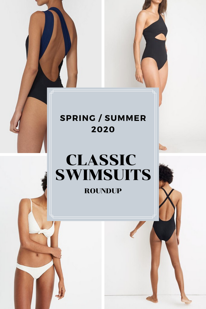 Classic Swimsuit Style.