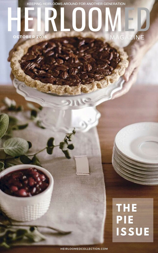 heirloomed magazine : pie issue.