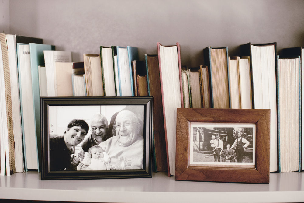 HOW TO : Capture a Generations Family Photo.