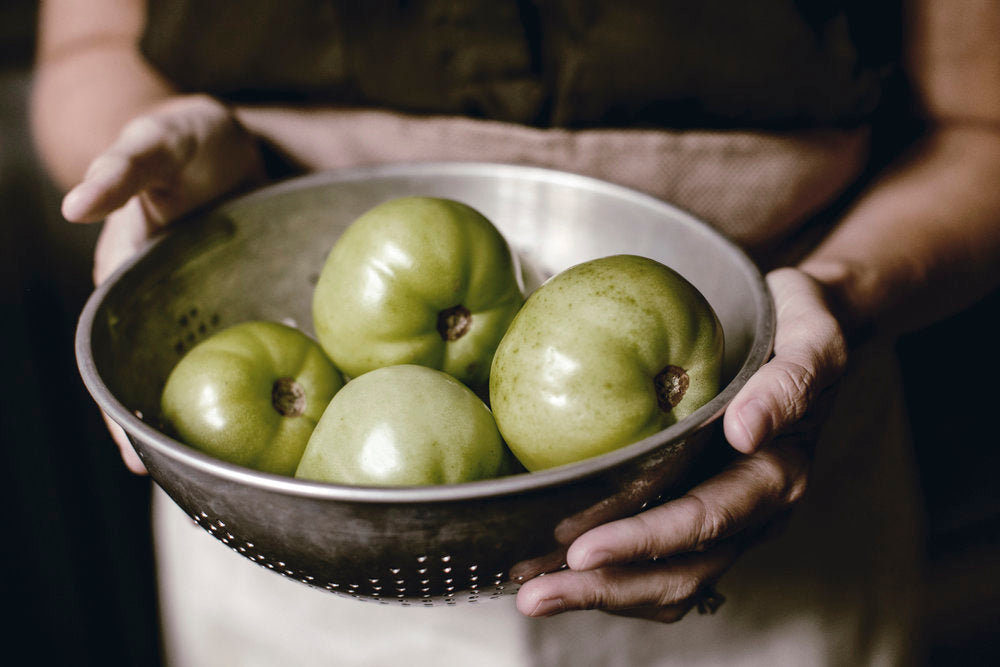 Southern Kitchen Bucket List : Fried Green Tomatoes.