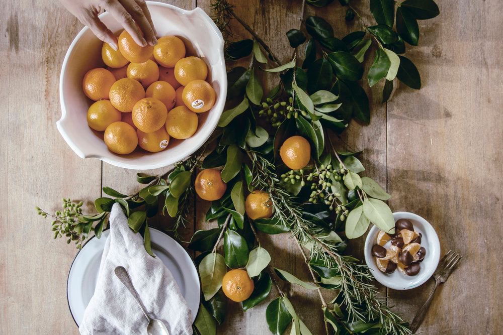 5 Ways to Use Seasonal Ingredients in Your Holiday Decor