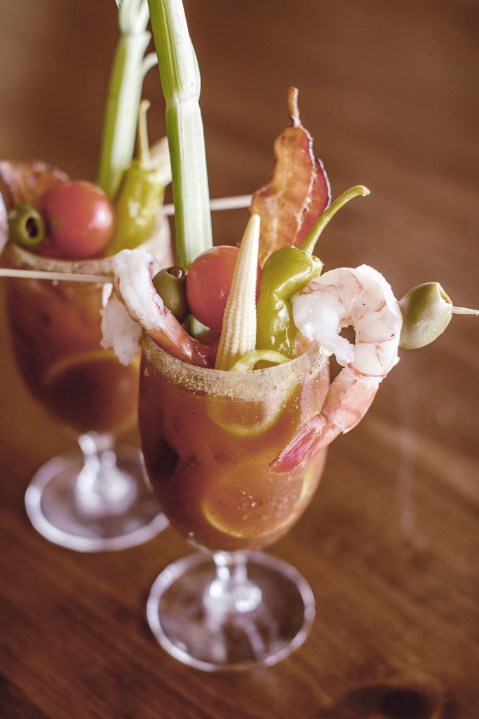 Classic Cocktail : Bloody Mary.