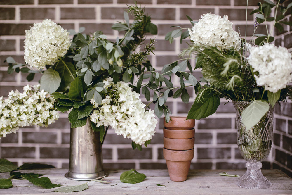 Farmhouse Florals.