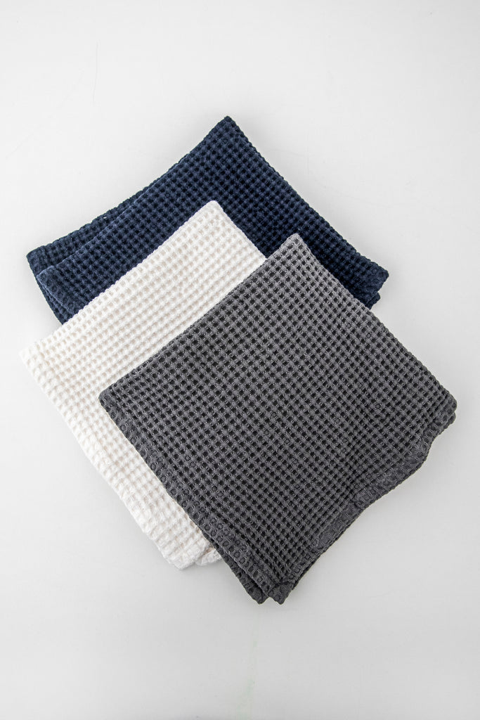 Waffle Weave Collection - Wash Cloth