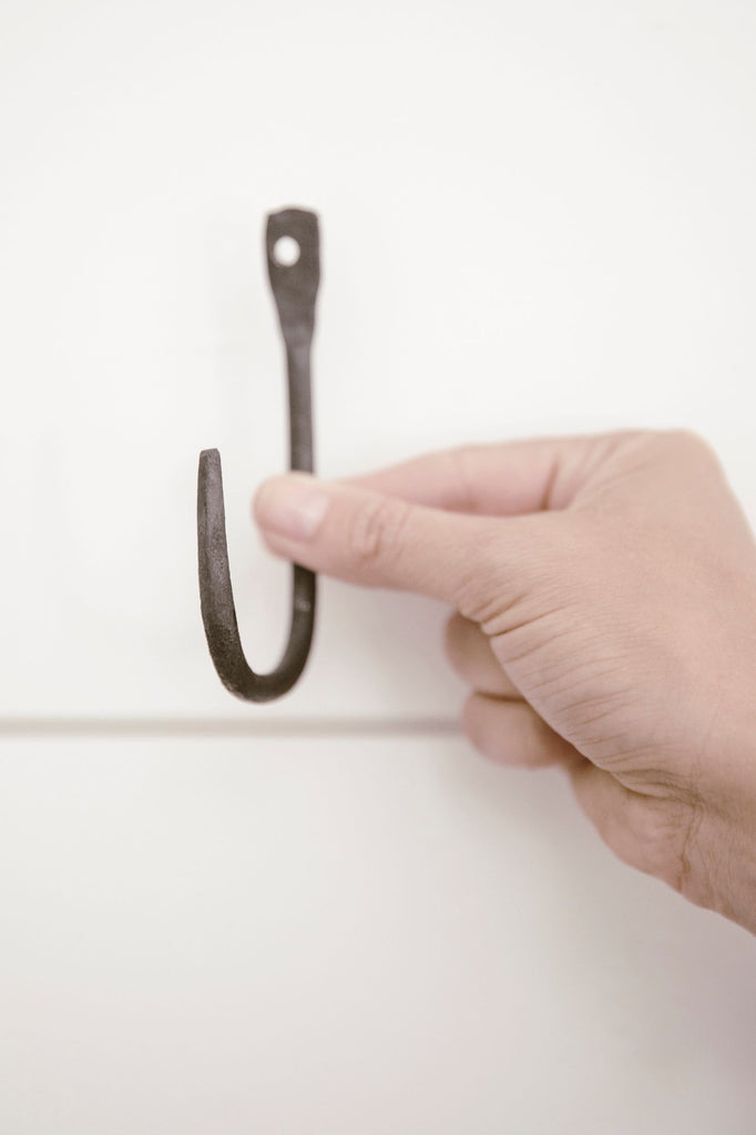 Hand Forged Apron Hook