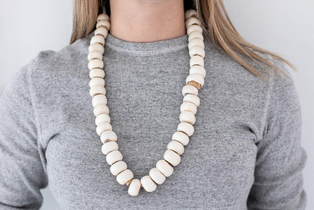 Artisan Bone Beads-Heirloomed