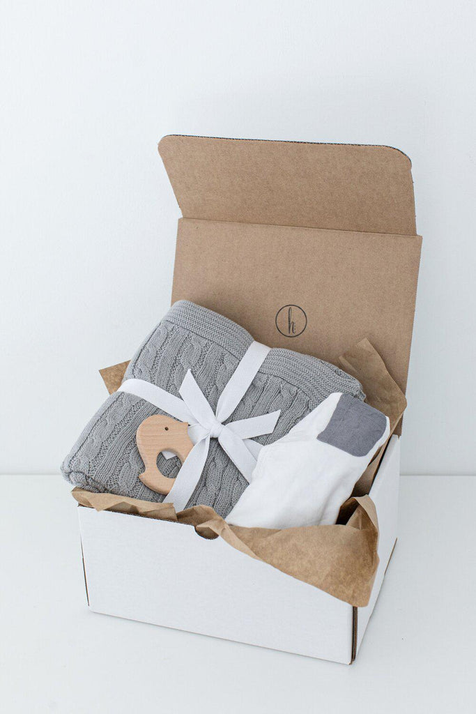 The Baby Box-Heirloomed