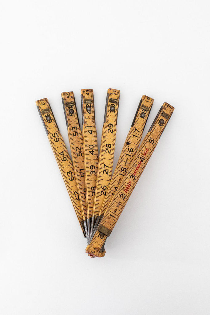 Vintage Tape Measurer Expandable Ruler