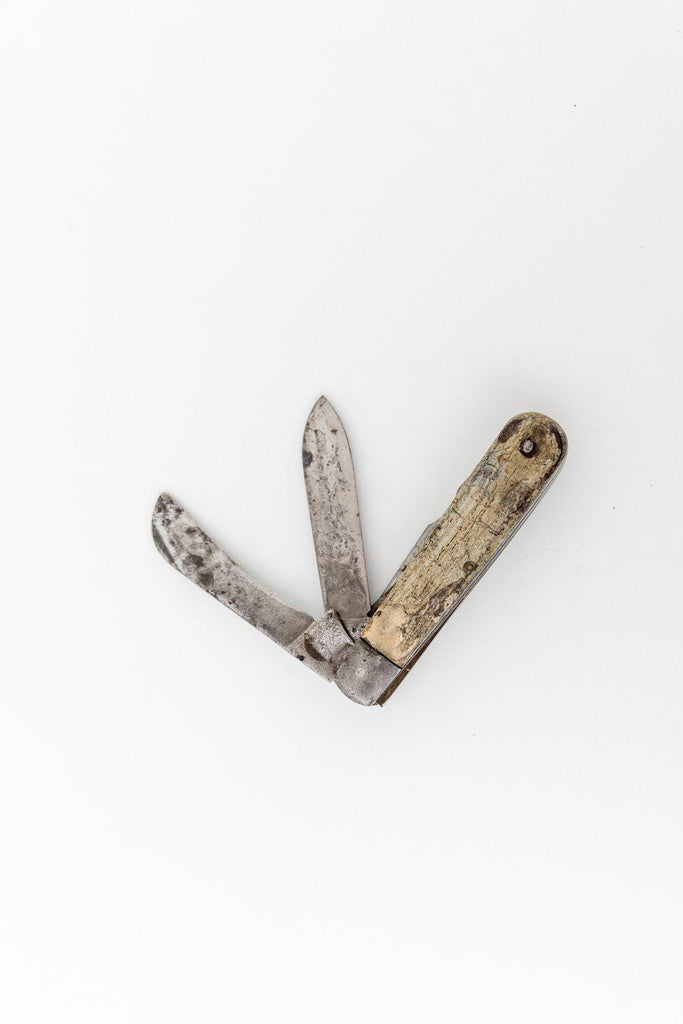 Vintage Pocket Knife-Heirloomed