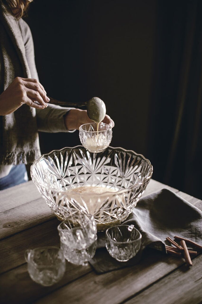 Vintage Punch Bowl Set-Heirloomed