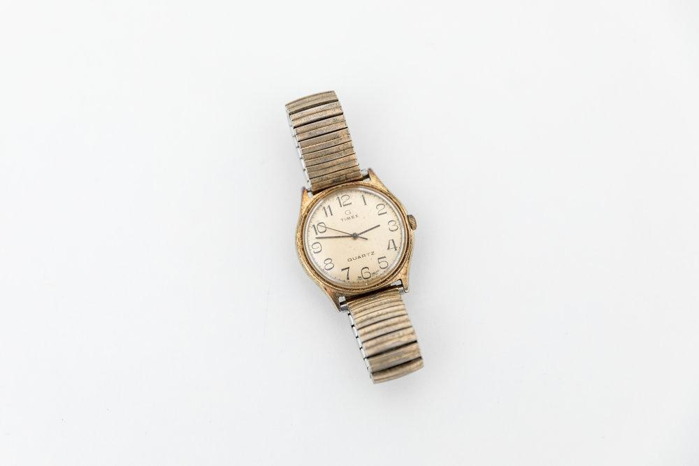 Vintage Timex Wrist Watch-Heirloomed