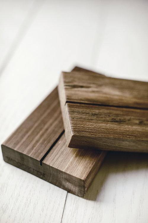 Wooden Recipe Card Holder - Bundle-Heirloomed
