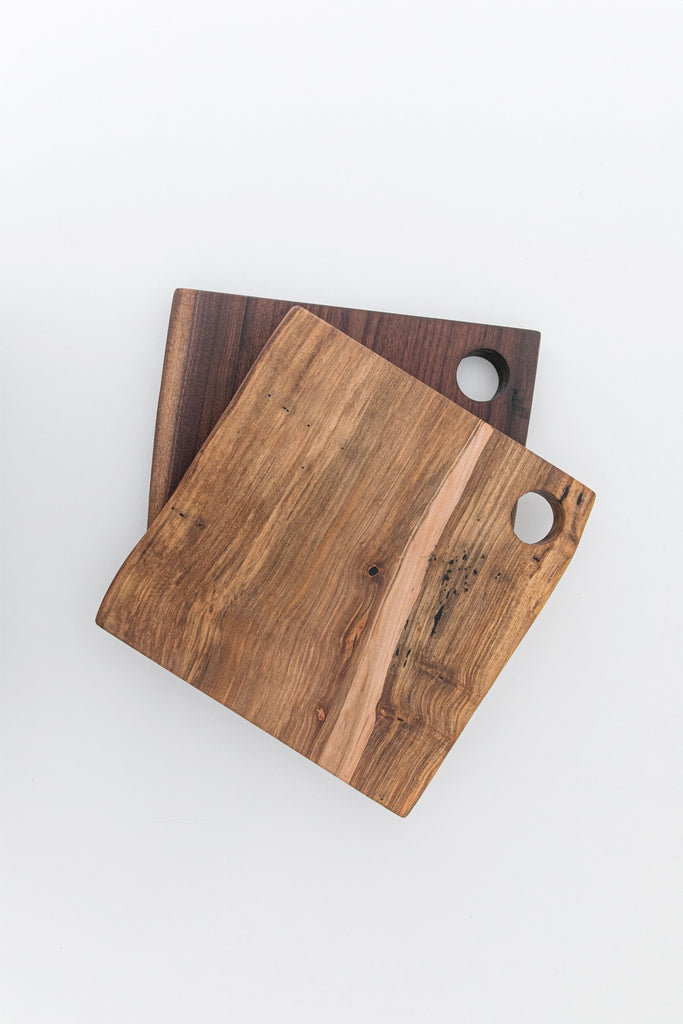 Wooden Square Bar Board