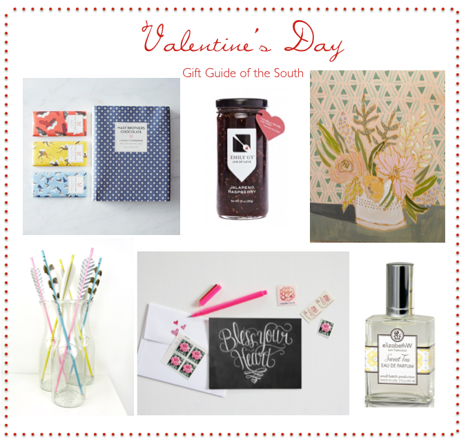 Southern Valentine's Day Gift Guide