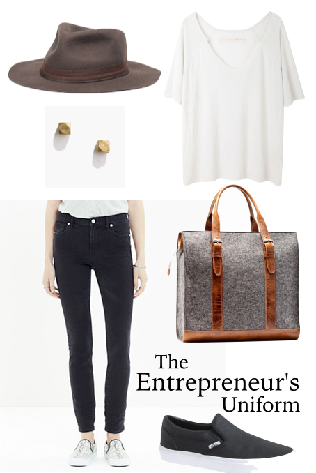 Entrepreneur's Uniform