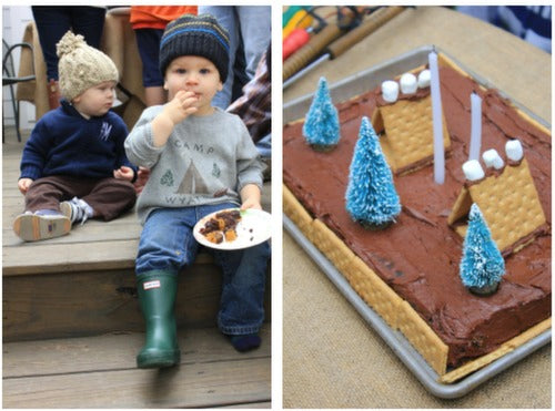 Toddler Camp Party