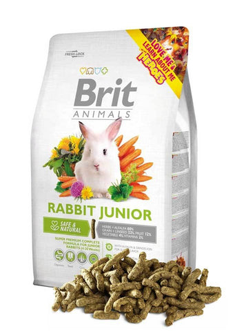 Brit Animals RABBIT JUNIOR Complete