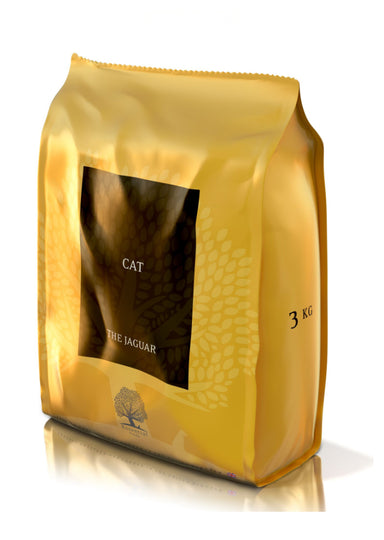 Essential the Jaguar, kornfrit kattemad 3 kg