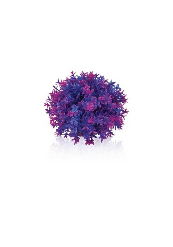 Flower balls purple 46089