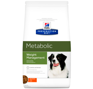 Hill's Prescription Diet Metabolic Weight Management med kylling 12kg