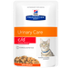 Hill's Prescription Diet c/d Urinary Care Stress med kylling - Vådfoder til katte med urinvejsproblemer 12x85g