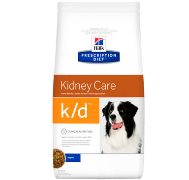 Hill's Prescription Diet k/d hundefoder 5 kg