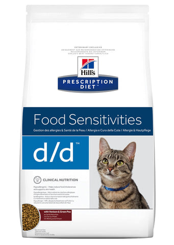 Hill's Prescription Diet d/d kattemad