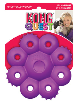 Kong quest star pods, slidstærk og god til hvalpetænder