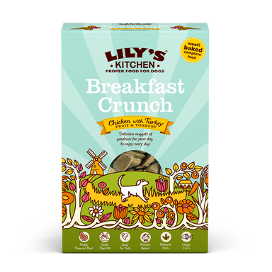 Lily´s kitchen - Breakfast Crunch til hunde 800g
